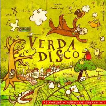 Verda disco